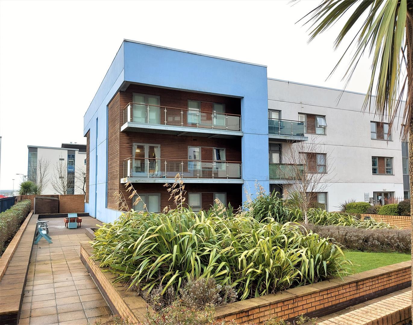 Mariners Court, Lamberts Road, Swansea, SA1 8QS